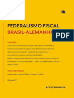 Federalismo Fiscal Brasil-Alemanha