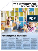 Private & International School Guide