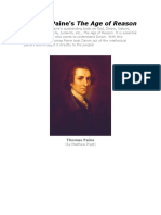 Thomas Paine--The Age of Reason