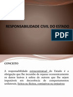Responsabilidade Civil Do Estado - Novo