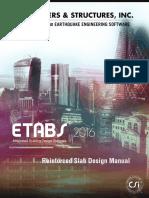 Etabs Rc Slab Design 1