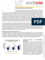 BoletinCAD RankinCAD SAC MunProvinciales2013 (1)
