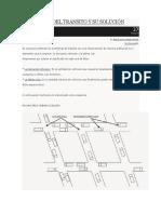 PROBLEMAS DEL TRANSITO Y SU SOLUCIÓN.docx
