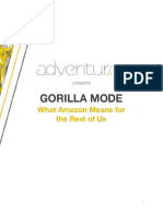 Gorilla Mode - What Amazon Means for the Rest of Us