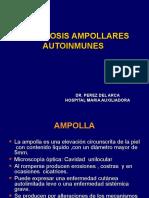 Dermatosis Ampollares Autoinmunes I