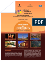 Tourism and Hospitality Flyer