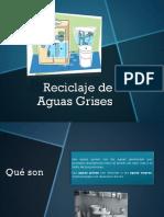 Reciclaje de Aguas Grises