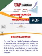 Administración de Abastecimientos
