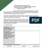 Resumen Proyecto Feria (Formato Para Estudioantes)