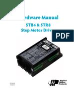 STR8 Manual Drive