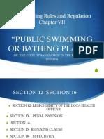 Sanitation Section 12-16