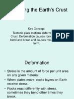 6-3-Deforming the Earths Crust