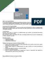 5.- Derechos y Obligaciones de Debito, Credito, Remesas y Banca Electronica