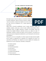 Las 8 P Del Marketing Mix