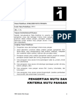 Mpk4 Analisis Mutu Pangan