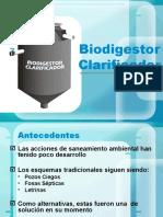 CAPACITACION Biodigestor Clarificador 36-46