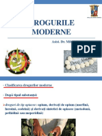 Drogurile Moderne