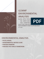 Gcmmf Environmental Analysis