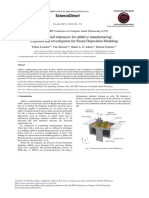Dimensional Tolerances for Additive Manufacturing