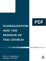 (Ecclesiological Investigations 6) Neil J. Ormerod, Shane Clifton-Globalization and the Mission of the Church-Continuum International Publishing Group (2010).pdf