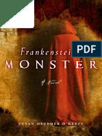 Frankenstein's Monster by Susan Heyboer O'Keefe - Excerpt