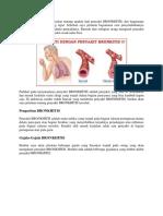 Pengertian Penyakit Bronkhitis