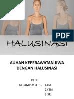 PPT HALUSINASI