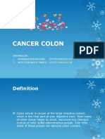 Renanda & Arju (Cancer Colon)