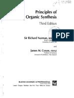 R.O.C. Norman, J.M. Coxon Principles of Organic Synthesis.pdf