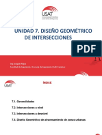 Unidad 7. Diseño Geométrico de intersecciones.pdf