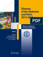 J. Hodler, G. K. Von Schulthess, R. a. Kubik-Huch, Ch. L. Zollikofer Eds. Diseases of the Abdomen and Pelvis 2014–2017 Diagnostic Imaging and Interventional Techniques