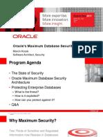 Od11 Maximum Security Architecturebymk