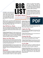 Cumberland Games & Diversions - Big List Of RPG Plots.pdf