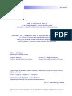 Pediculosi - Consigili sulla prevenzione di alcune malattie infettive
