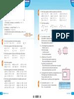 Year 9 Consolidation Homework