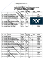 First Semester Exam Timetable November 2017