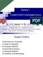 GNS312 Chapter 1 (Module 1) Slides