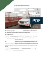 How Does Googles Driverless Cars Work Worksheet Video