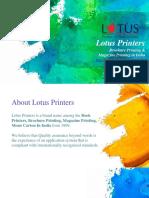 Book Printers In India, Magazine Printing In India
