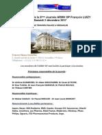 journée Francois Luizy 2017