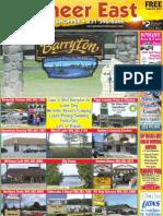 Pioneer East News Shopper, August 23, 2010