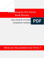 Competittive Marketing Book Review