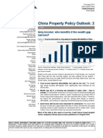 2010 08 13 CreditSuisse China Property Policy Outlook 20100810