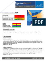 Gulf of Aden and Indian Ocean Report 12.09.14
