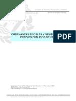 Ordenanzas Municipales Alcalá de Henares