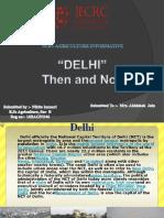 ppt on Delhi