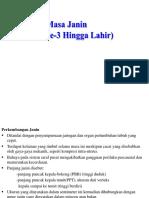 Embrio umum 6
