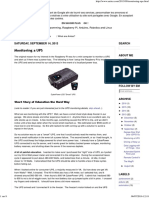 Anites_ Monitoring a UPS