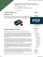 Anites_ Monitoring a UPS | Raspberry Pi | Usb