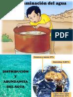Contaminacion Del Agua